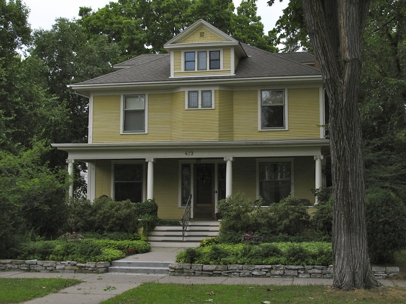 Fred L. Smith House, 419 5th Street SE