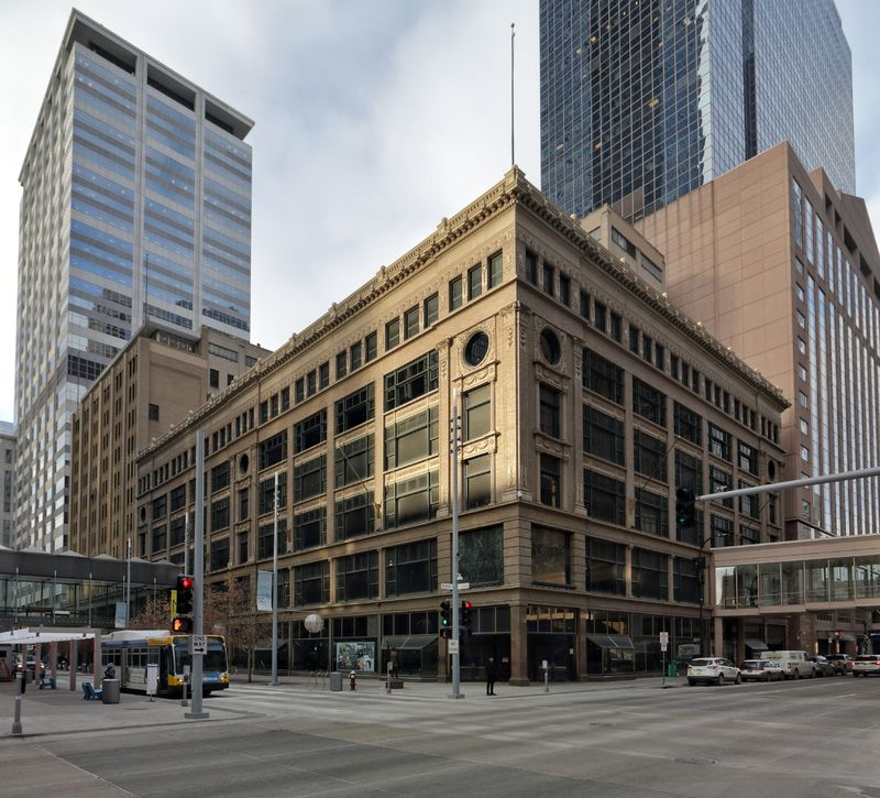 Dayton's Department Store building - 7th and Nicollet Mall