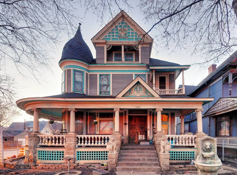 3101 2nd Avenue South -- the William M. & Kate Regan House