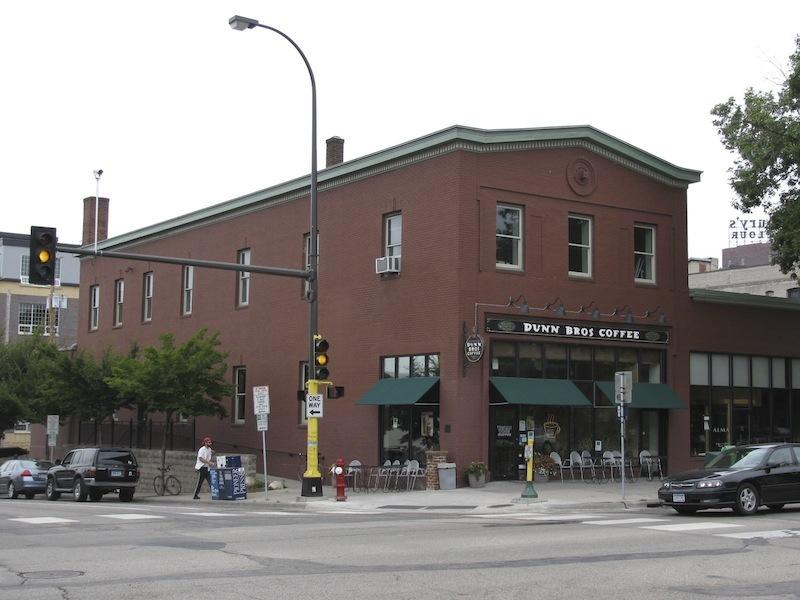 Salvage Corps Station No. 2, 528-530 University Ave. SE