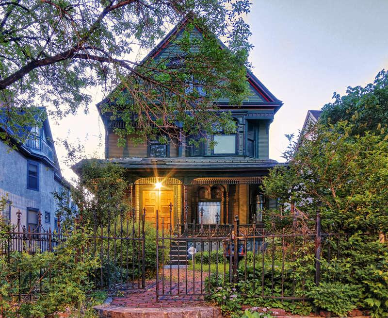 3127 2nd Ave. So. -- the J.B. Hudson House