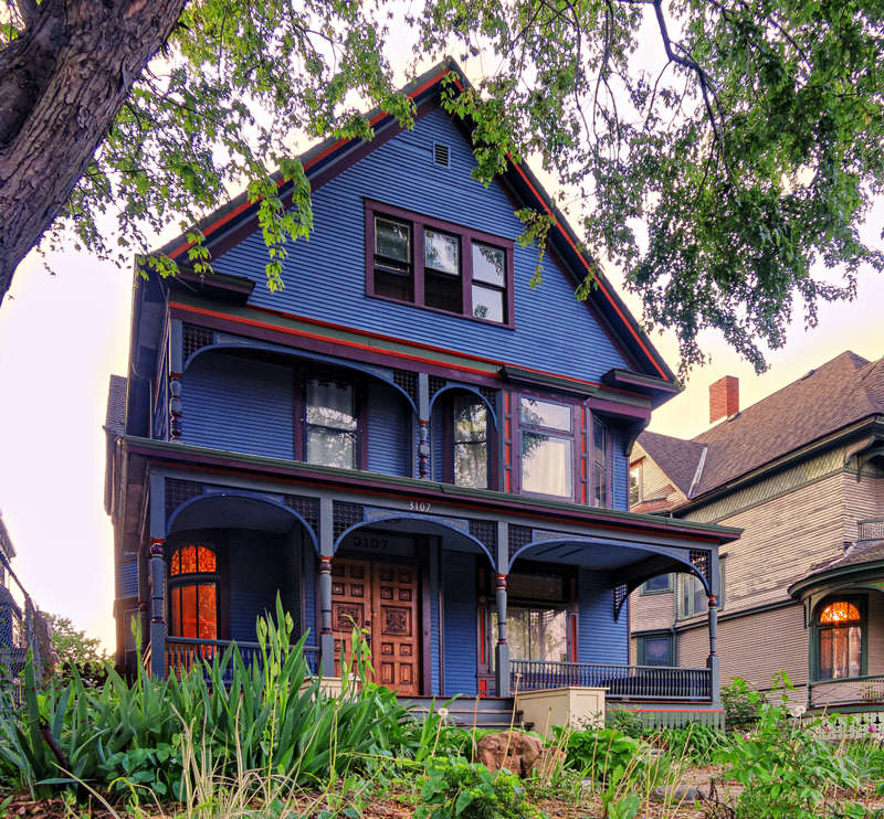 3107 2nd Avenue South -- the Andrew H. & Elizabeth Adams House