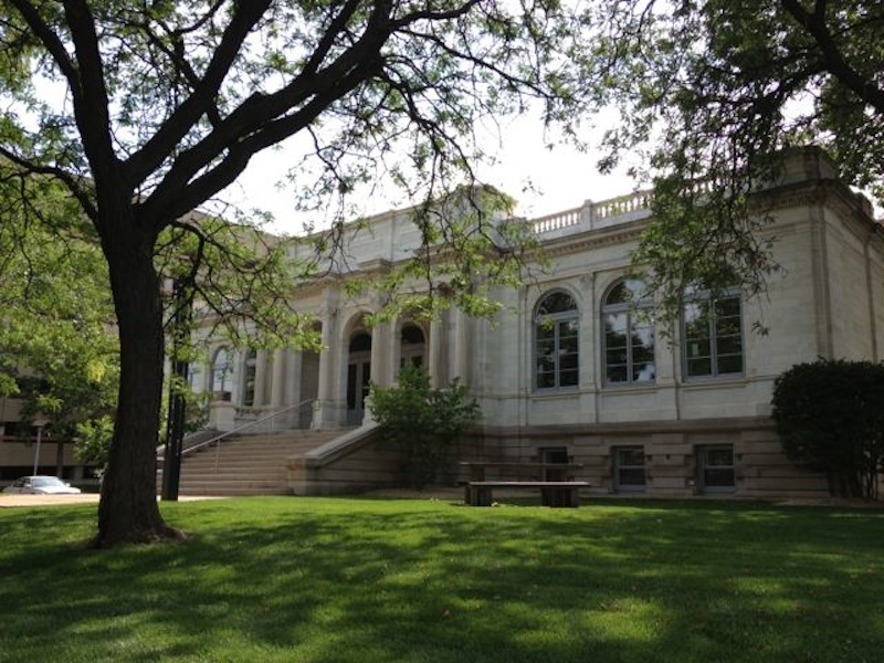 Pillsbury Library, 100 University Ave. SE